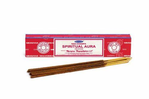 Satya Spiritual Aura Incense sticks 60g