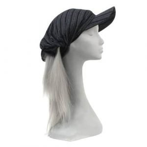 Striped Cap Headband