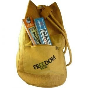 Freedom Bag – Backpack – Yellow