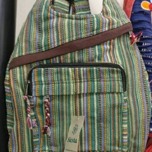 U Curve Gheri Backpack