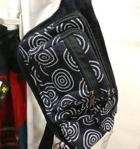 Swirls Bum Bag