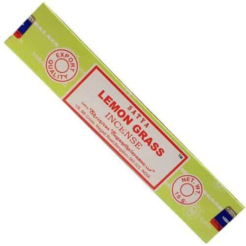 Satya Lemongrass incense sticks 60g