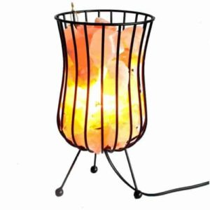 Tall Salt Rock Brazier