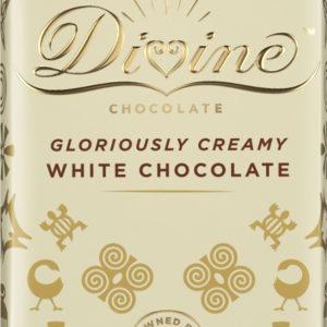 Divine Fair Trade White Chocolate 90g